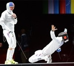Kelsey Finishes Fourth in Olympic Fencing