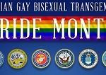 Lesbian, Gay, Bisexual, Transgender Pride Month