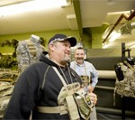 'Larry the Cable Guy' sees Natick technology