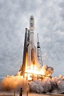 Lift-off, Signal Acquired for Navy's Fourth Communication Satellite