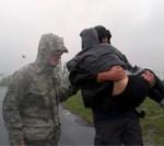 Louisiana Guard Responds to Hurricane Isaac Landfall