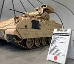 Pennsylvania Army Guard Upgrades to Latest Version of the M2 Bradley Fighting Vehicle