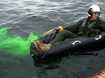 Marines, Coast Guard Rehearse Search, Rescue Procedures