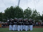 Marines, Phoenix Residents Officially Begin Marine Week
