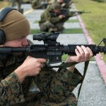 Marines Stationed Throughout Japan Participate in Markmanship Match
