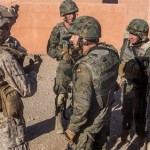 Spanish Legionnaires, U.S. Marines Ready to Face Crises Together