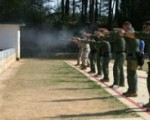 MCSC Trains Marines on New Close Quarters Battle Pistol