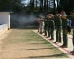 MCSC Trains Marines on New Close Quarters Battle Pistol