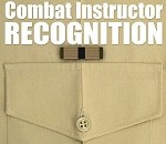 Marine Corps Combat Instructor Ribbon Established