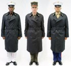 Corps Seeks Marines' Input on Black All-Weather Coat