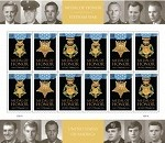 New Stamp Folio to Honor Vietnam Medal of Honor Recipients