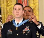 Medal of Honor Recipient Pitts: 'It Is Their Names, Not Mine'