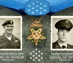 Two Vietnam War Soldiers, One From Civil War to Receive Medal of Honor
