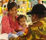 Medical Collaboration Provides World-Class Care During PACANGEL in the Philippines