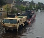 More Than 1,300 Guard Members Respond to Flooding Throughout East Coast