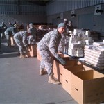 N.Y. Guard to Help Sandy Victims over Thanksgiving Holiday