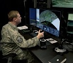 Oklahoma Air Support Unit Trains on Advanced Combat Simulator