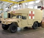 Rock Island Arsenal-JMTC Unveils New National Guard Ambulance