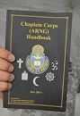 National Guard Creates New Chaplain Corps Handbook