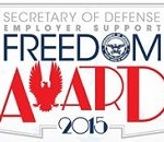Officials Announce 2015 Employer Support Freedom Award Winners