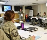 New York's 107th Airlift Wing Hosts Class to Train the Trainers to Teach Satellite Courses