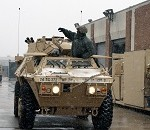 Delaware and District of Columbia National Guard Units Provide Support During Winter Storm