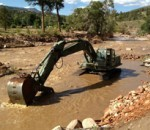 National Guard Units From Four States Pitching in to Fix Colorado Roads
