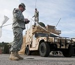 Kentucky Signal Soldiers Put 24-Hour Response Package to Test