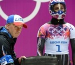 National Guard Skeleton Coach Tuffy Latour is 'A Rock,' Olympics Athlete Says