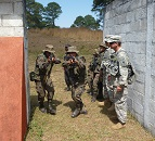 Georgia National Guard Assisting in Regionally Aligned Forces Training