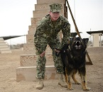 ONR: Helping to Train the Future Canine Force