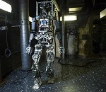 Making Sailors 'SAFFiR' – Navy Unveils Firefighting Robot Prototype at Naval Tech EXPO