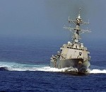 USS Kidd Joins USS Pinckney in Search Efforts of Flight MH370