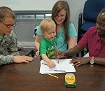 New Parent Support Program Helps Army Families Navigate Trials of Parenthood