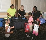 Operation Backpack aids military families