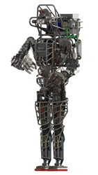 DARPA-Funded Robot Designed for Disaster Relief Tasks