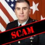 Scam: Dr. General Mark Robinson