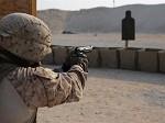 SPMAGTF-CR-CC Security Forces Refine Combat Skills During Live-Fire Range