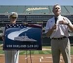Secretary of the Navy Names Littoral Combat Ship