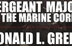 Next Sergeant Major of the Marine Corps Announced