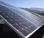 Solar Energy Powering Utah's Camp Williams