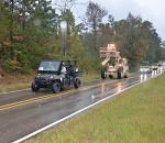 Soldiers Put Turbo in Mississippi Distribution Exercise