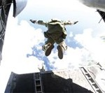 Special Forces Make Leap of Faith