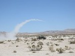 3rd Low Altitude Air Defense Battalion Fires Stinger Missile at Fort Irwin