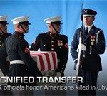 Top U.S. Officials Honor Americans who Died in Libya