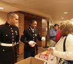 Toys for Tots Kicks Off Holiday Season