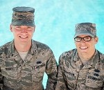 Travis Airmen Save Boy from Drowning