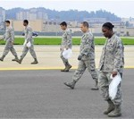 Typhoon Bolaven can't stop Osan Airmen