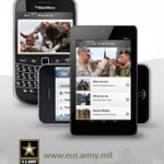 U.S. Army Europe launches mobile-friendly website to highlight mission on continent