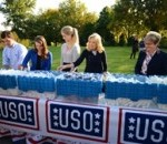 Dr. Biden and USO Join Forces to Provide Warrior Care Packs